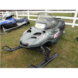 2002 Arctic Cat T660 4-stroke w/cover SN#-4UF02SNW52T143166