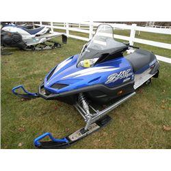 2003 Yamaha Viper  700 SN#-JYE8FB00X3A007480