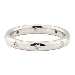 0.25 ctw Diamond Ring - Platinum
