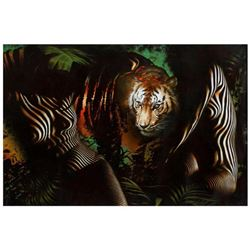 The Ladies with the Tiger by Goncharenko, Vera