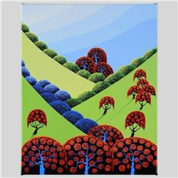 Autumn Fields Forever by Holt, Larissa