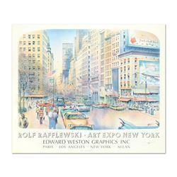 Rolph Rafflewski - Art Expo NY by Rafflewski, Rolf