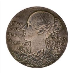 1837-1901 Great Britain Silver Medal