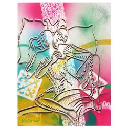 The Fabric Of Passion by Kostabi Original