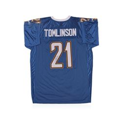San Diego Chargers LaDainian Tomlinson Autographed Jersey