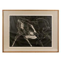 Turning Animal by Jan Stussy