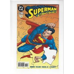 Superman In Action Comics Issue #745 by DC Comics