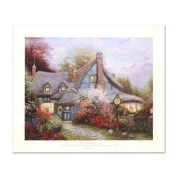Sweetheart Cottage by Kinkade (1958-2012)