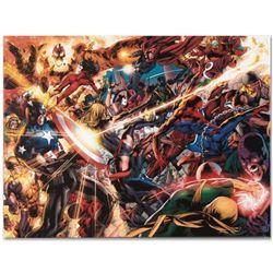 New Avengers #50 by Marvel Comics