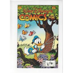 Walt Disneys Comics and Stories Issue #599 by Gladstone Publishing