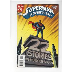 Superman Adventures Issue #41 by DC Comics