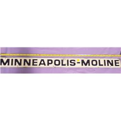 TIN SIGN (MINNEAPOLIS-MOLINE)