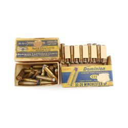 32-20 WIN SP, 32-20 C.F. AMMO