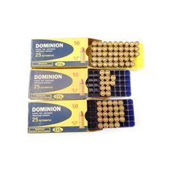 DOMINION 25 AUTOMATIC AMMO