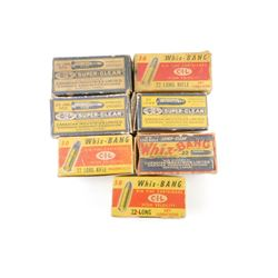 22 LONG RIFLE COLLECTIBLE AMMO