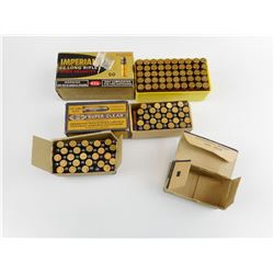 22 LONG RIFLE AMMO, IN VINTAGE BOXES