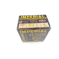 IMPERIAL SUPER CLEAN 12 GAUGE #5 SHOT SHOTSHELLS