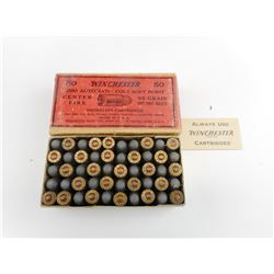 WINCHESTER .380 ACP SOFT POINT AMMO