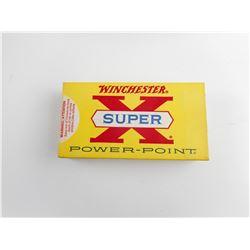 WINCHESTER SUPER X 284 WIN AMMO