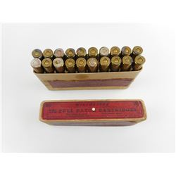 "WINCHESTER 7MM MAUSER ""FULL PATCH"" AMMO"