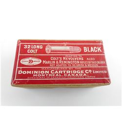 DOMINION 32 LONG COLT AMMO