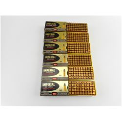 IMPERIAL 22 LONG RIFLE AMMO
