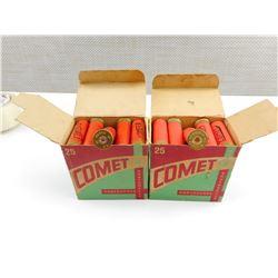 COMET 12 GAUGE SHOTSHELLS