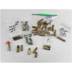COLLECTIBLE AMMO LOT