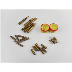 AMMO ASSORTED LOT