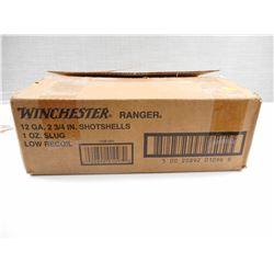 "WINCHESTER RANGER RIFLED 12 GA 2 3/4"" SHOTSHELLS"