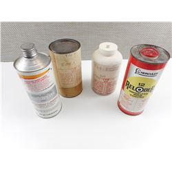 ASSORTED SMOKELESS POWDER