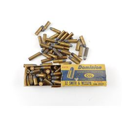 .32 S&W ASSORTED AMMO