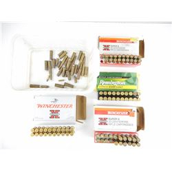 LONG RIFLE ASSORTED AMMO