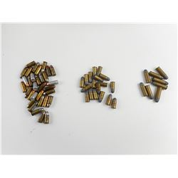 32 AUTO, 32 S&W, 32 PETERS ASSORTED AMMO