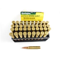 REMINGTON 338 WIN MAG AMMO
