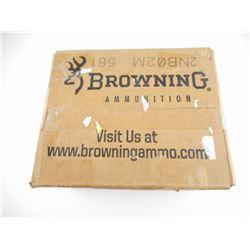 BROWNING 22 LONG RIFLE AMMO