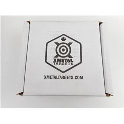 XMETAL TARGETS 9MM AMMO