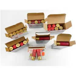 "12 GAUGE 2 3/4"", AND 3"" SHOTSHELLS ASSORTED"