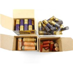 12 GA/16 GA ASSORTED SHOTSHELLS