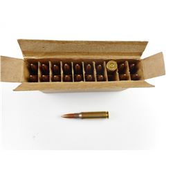 7.62 MM BALL AMMO C21