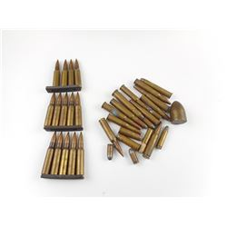 LONG RIFLE/HAND GUN ASSORTED AMMO