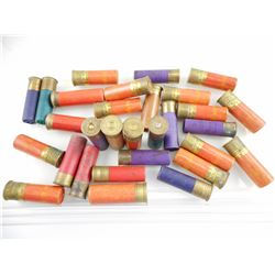 12 GA, 16 GA SHOTGUN SHELLS ASSORTED