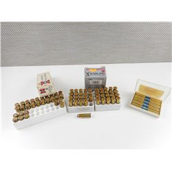 WINCHESTER 44 REM MAG AMMO, AND 44 MAG SHOTSHELLS