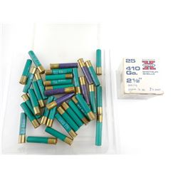 .410 GAUGE SHOTGUN SHELLS ASSORTED
