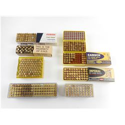 22 LR ASSORTED AMMO