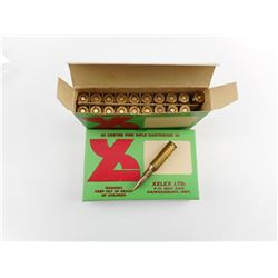 7 X 49MM MILITARY AMMO