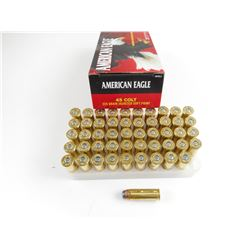 AMERICAN EAGLE 45 COLT AMMO