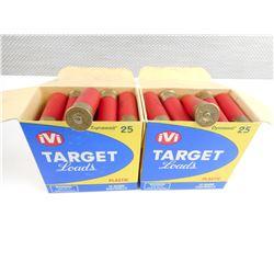 IVI 12 GAUGE SHOTSHELLS #9 SHOT