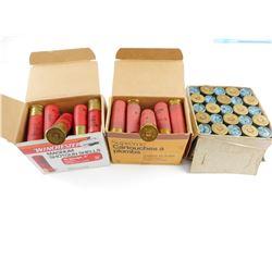 12 GA ASSORTED SHOTGUN SHELLS