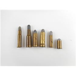 LARGE CALIBER LOT AMMO